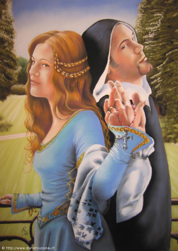 Héloïse et Abélard, Diane Rousseau